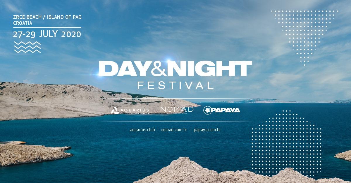 DAY & NIGHT FESTIVAL 2020