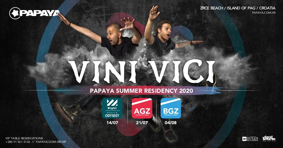 VINI VICI 2020 #2